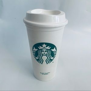 Starbucks Coffee Cup - Plastic